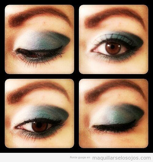 Ojos miel archivos maquillarse los ojos for Sombras de ojos para ojos marrones