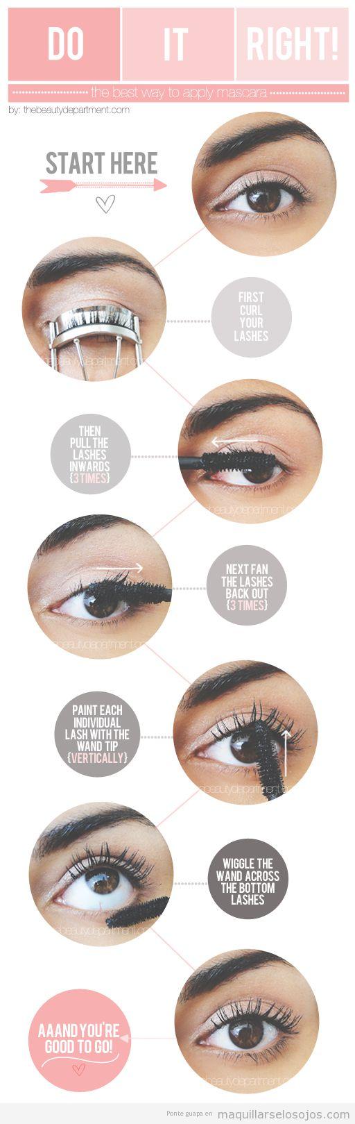 Pintar archivos maquillarse los ojos - Como pintarse bien ...