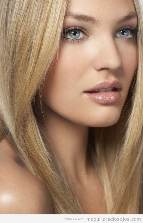 Maquillaje de ojos natural para verano