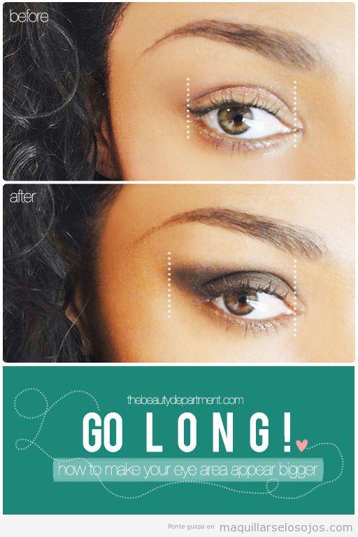 Tutorial maquillaje de ojos ahumado