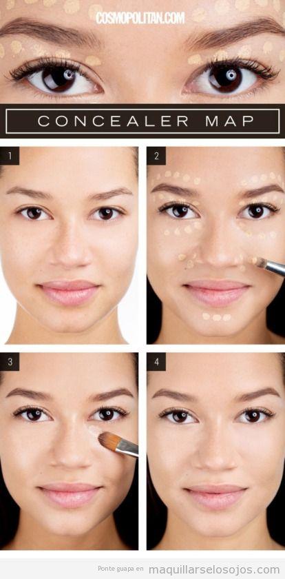 Aplicar archivos maquillarse los ojos - Como se aplica el microcemento paso a paso ...