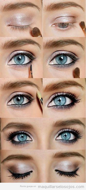 ojos azules archivos maquillarse los ojos. Black Bedroom Furniture Sets. Home Design Ideas