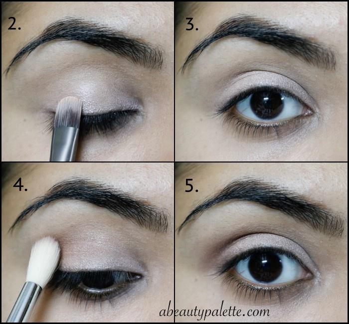 Tutorial maquillaje de ojos neutro con perfilado