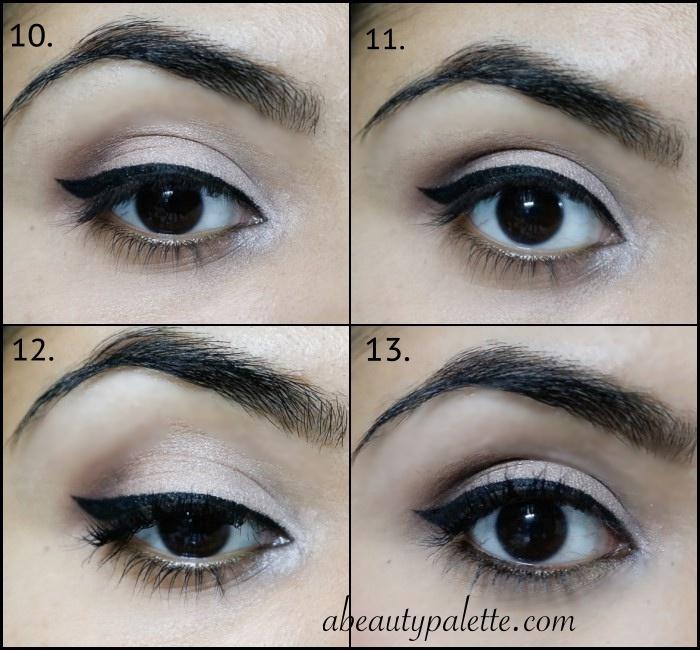 Tutorial maquillaje de ojos neutro con perfilado 3