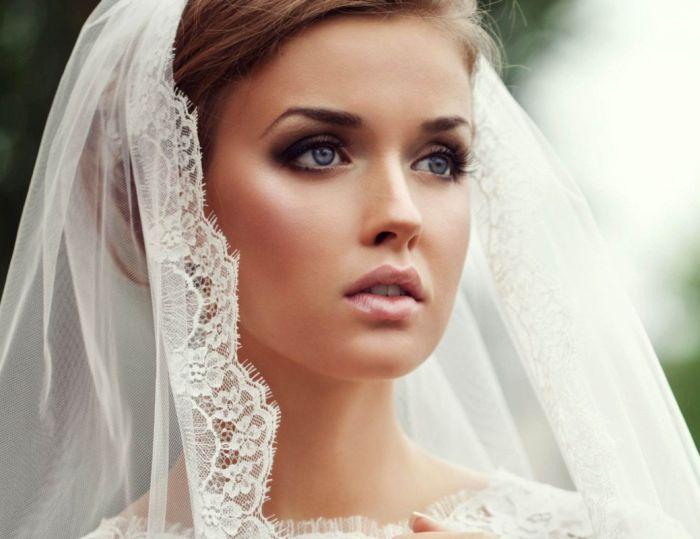 Propuestas para maquillaje ojos novias 2015