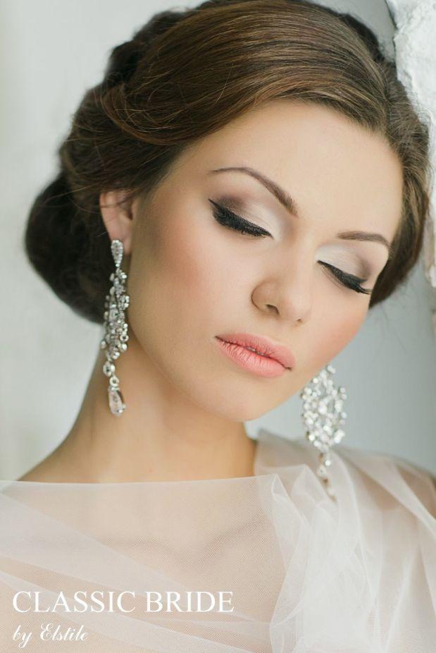 2 Maquillaje ojos soft para novias, bodas 2015 - 2016
