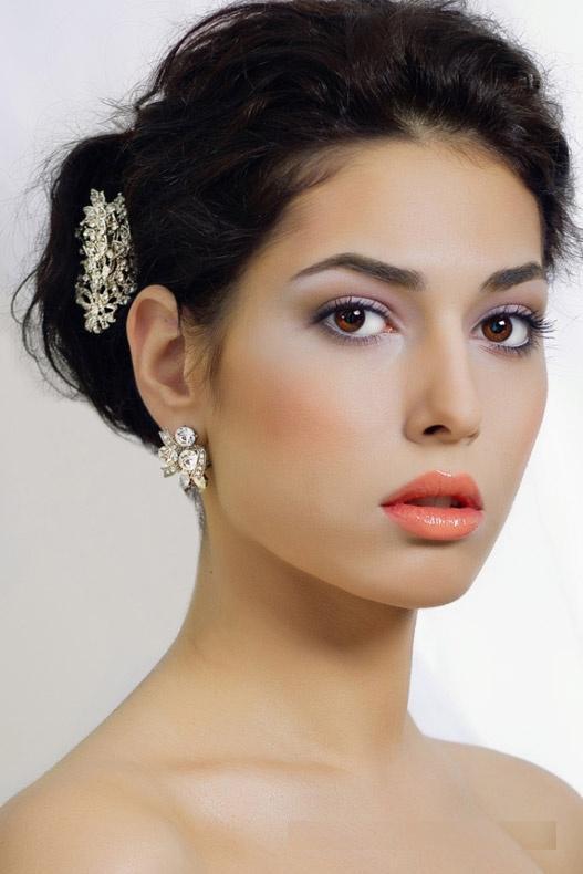3 Maquillaje ojos soft para novias, bodas 2015 - 2016