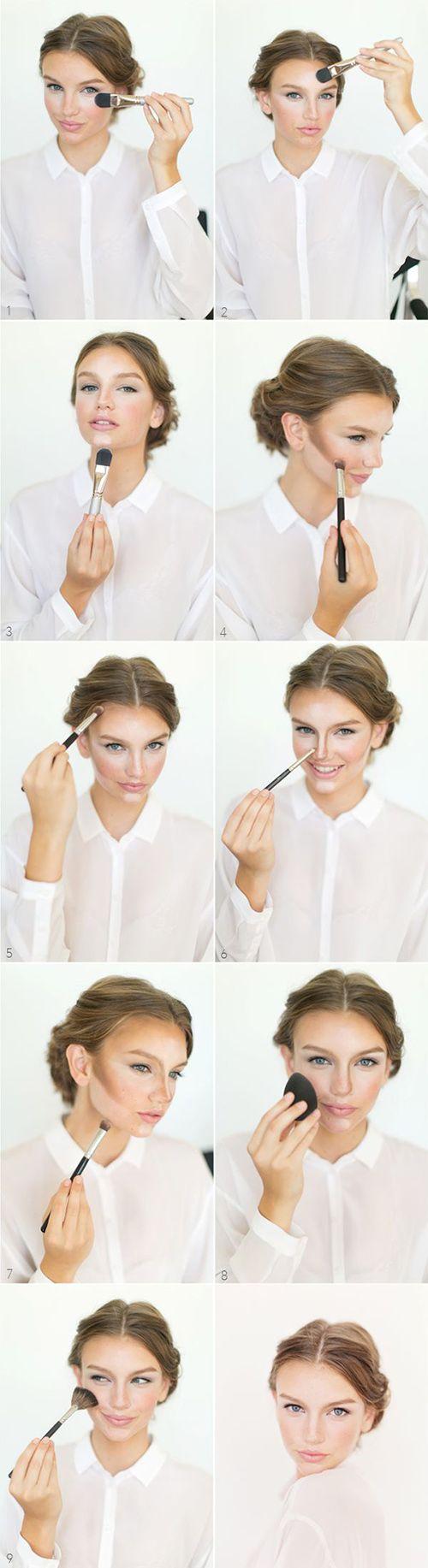 Consejos y tips para hacer fotografía para tutoriales de maquillaje 4