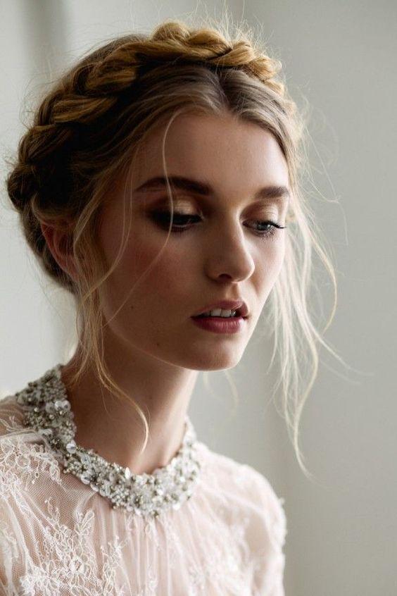 Maquillaje ojos y cara para bodas verano 2016