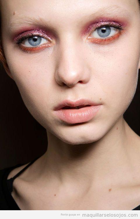 4 Tendencia maquillaje de ojos otoño 2016