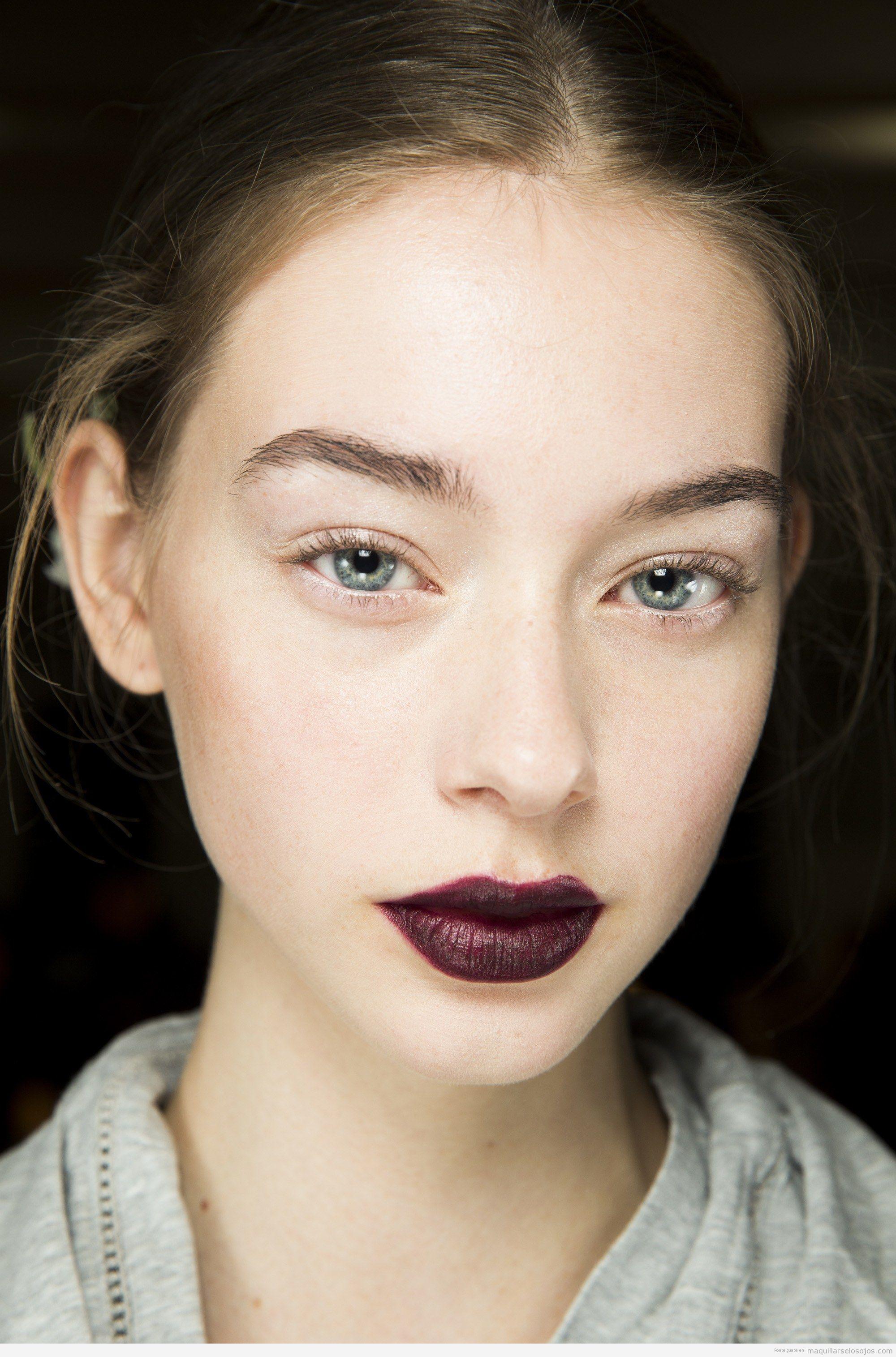 2 Tendencia maquillaje de ojos otoño 2016