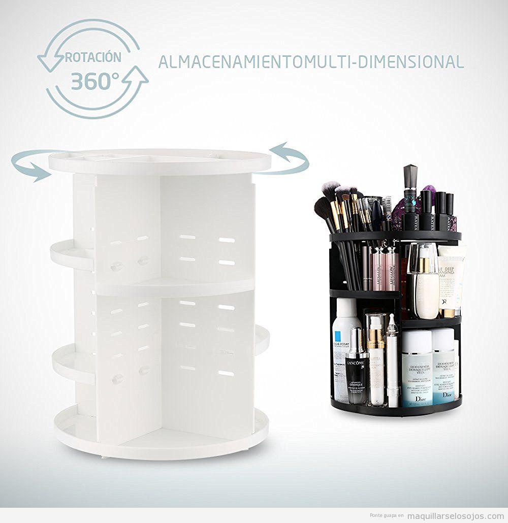 Organizador de maquillaje barato, comprar online