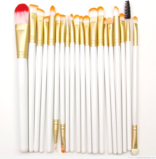 Outlet online pinceles maquillaje de ojo