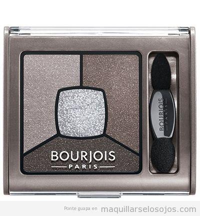 Sombra de ojos gris ahumado marca Bourjois baratas, outlet