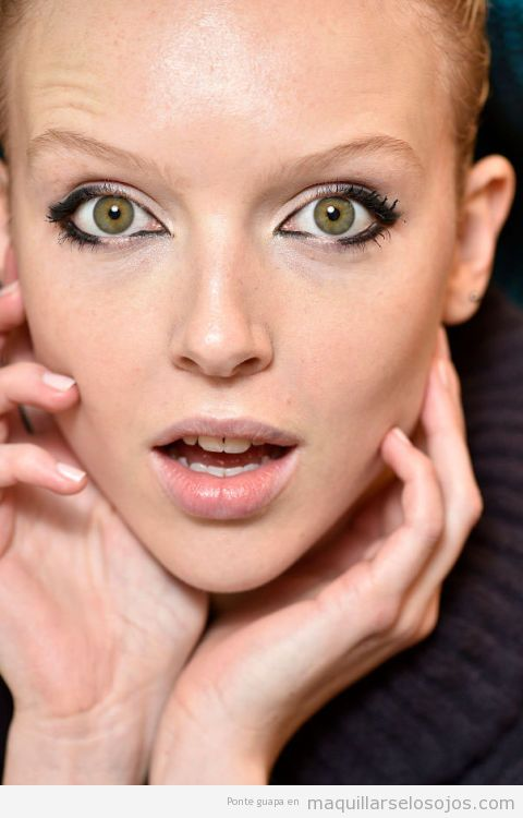 6 Tendencias maquillaje otoño 2017