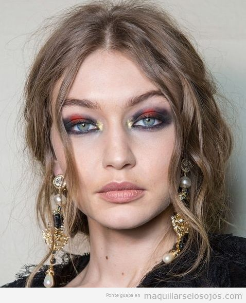 8 Tendencias maquillaje otoño 2017