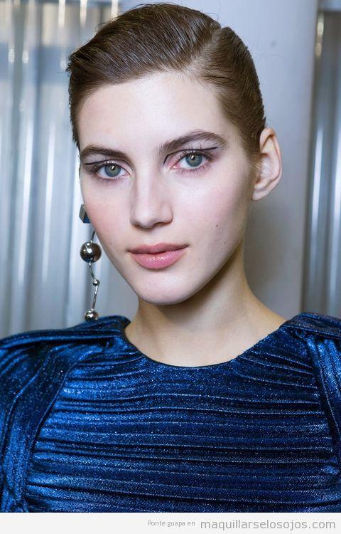 10 Tendencias maquillaje otoño 2017