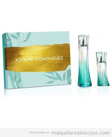 Perfume agua de bambú Adolfo Domínguez