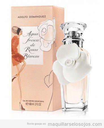 Agua Rosas Blancas Adolfo Domínguez