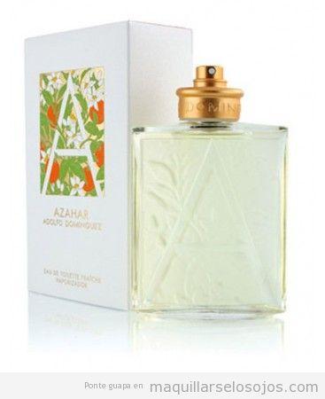 Perfume Azahar Adolfo Domínguez