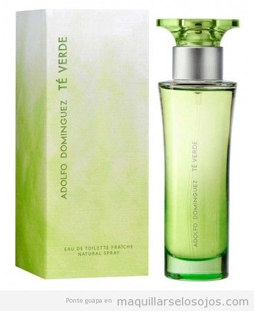 Perfume Té verde Adolfo Domínguez