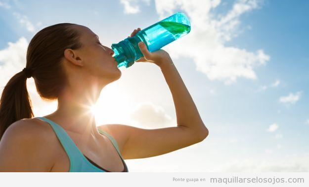 Consejos hidratar piel rostro