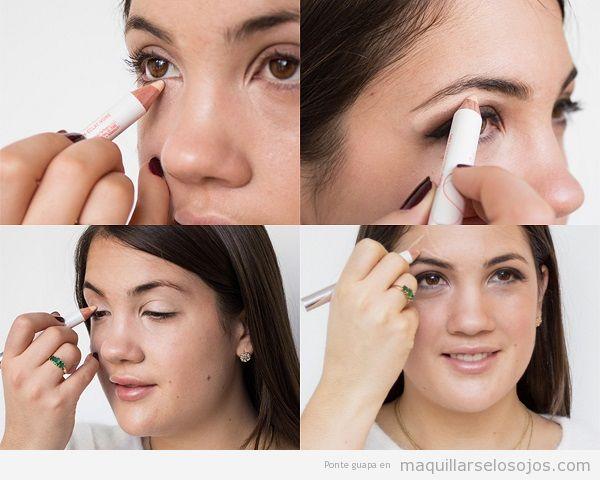 Lápiz iluminador ojos