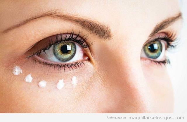 Crema contorno ojos