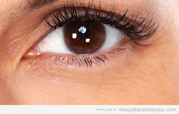 Líneas expresión ojos