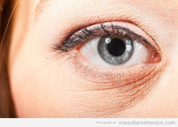 Sequedad piel contorno ojos