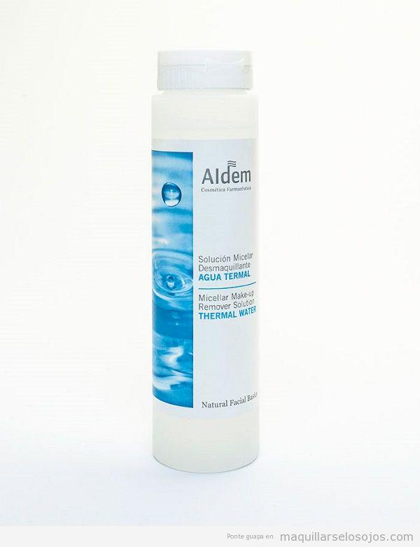 Desmaquillantes para pieles sensibles