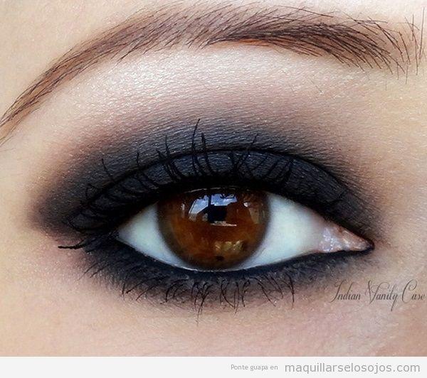 Cómo tener ojos impactantes con maquillaje 4