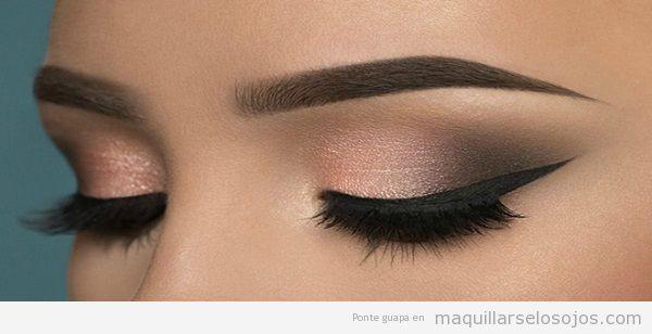 Cómo tener ojos impactantes con maquillaje
