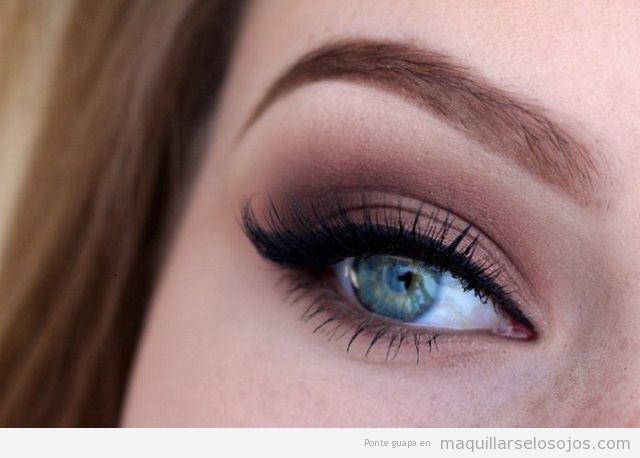 Cómo tener ojos impactantes con maquillaje 5