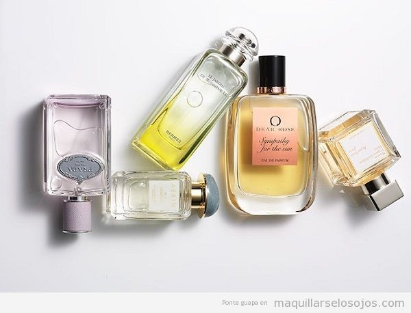 Consejos para comprar perfumes online sin olerlos