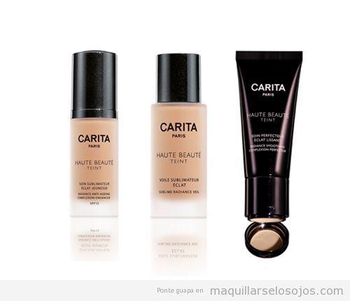 Productos piel marca Carita París 2