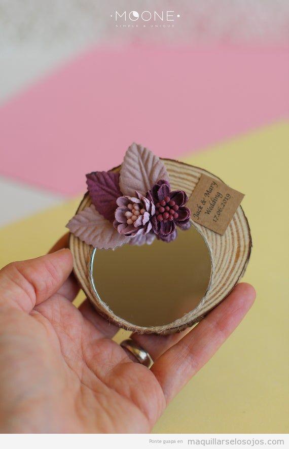 Regalo de boda original, espejo