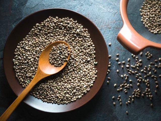 Beneficios comer semillas de marihuana