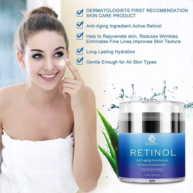 Beneficios retinol