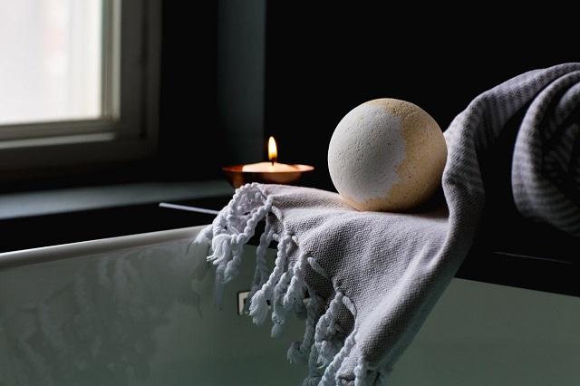 Sesión de spa