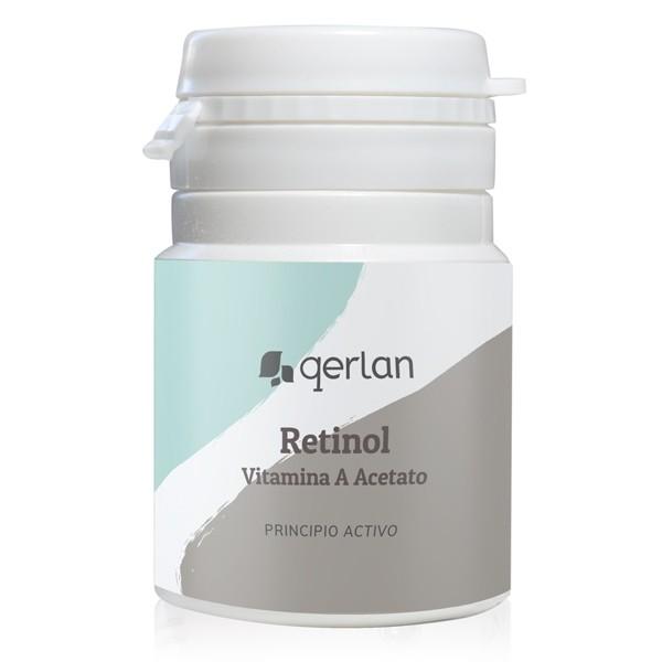 Qué es el retinol