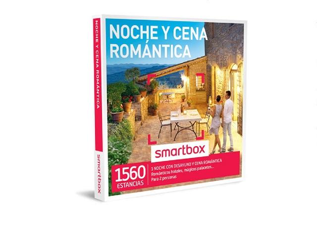 Smartbox escapada romántica